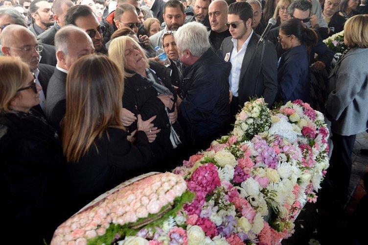 mina başaran funeral