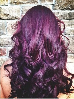 prune hair color on black hair 1
