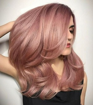 rose oro hair color 20