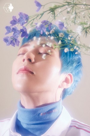 'Blooming Days' Xiumin