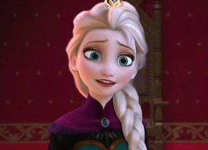 Elsa~Frozen  ❤