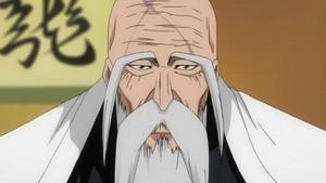 *Genryusai Shigekuni Yamamoto : Bleach*