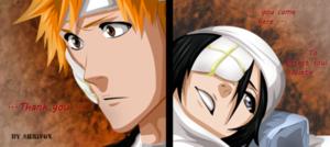 *Ichigo/Rukia : Bleach*