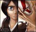 *Ichigo/Rukia : Bleach* - anime-guys photo