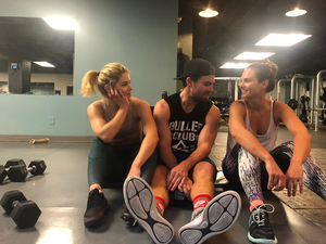 Workout Partners!