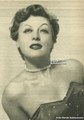 Şevkiye May, ( 1915 -  23 march 1973) - celebrities-who-died-young photo