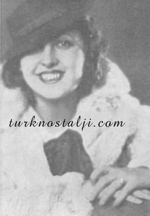 Şevkiye May, ( 1915 - 23 march 1973)