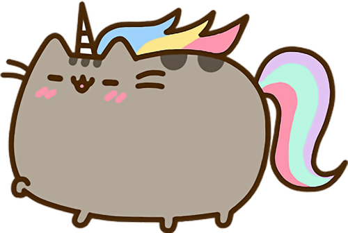 Pusheen The Cat Wallpaper Entitled L P
