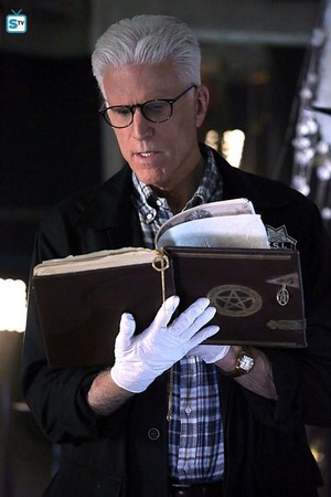 """15.04 """"The Book of Shadows"""""""