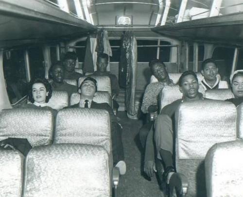 Classic R&B música fondo de pantalla called 1959 Caravan Of Stars concierto Tour