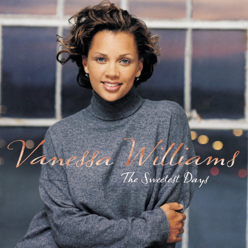 Vanessa Williams achtergrond called 1994 Release, The Sweetest Days
