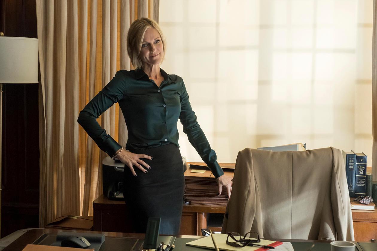 1x09 - Rosemary's Boyfriend - Sadie