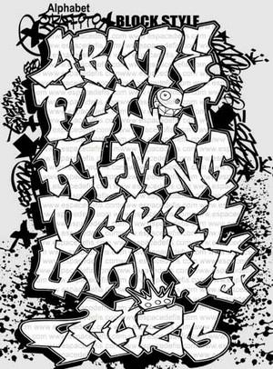 2011 graffiti alphabet 2