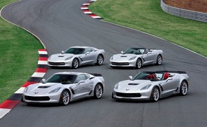 2015 chevrolet corvettes