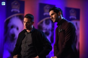 3x22 - All Hands on Decker - Lucifer and Dan