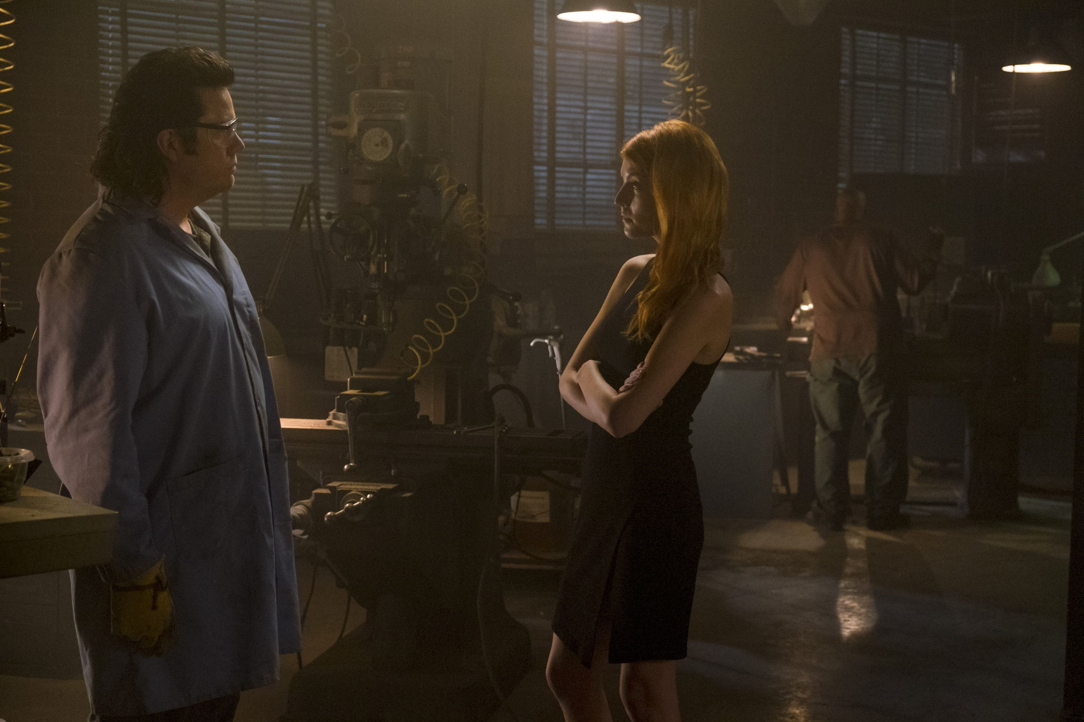 8x11 ~ Dead or Alive Or ~ Eugene and Frankie