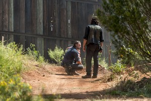 8x12 ~ The Key ~ Daryl and Rick