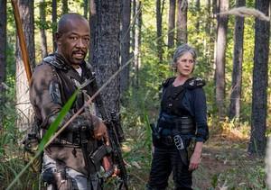 8x14 ~ Still Gotta Mean Something ~ Carol and morgan