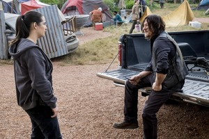 8x14 ~ Still Gotta Mean Something ~ Tara and Daryl