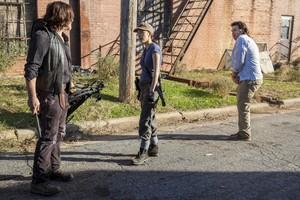 8x15 ~ Worth ~ Daryl, Rosita and Eugene