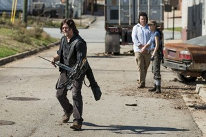 8x15 ~ Worth ~ Daryl, Rosita and Eugene
