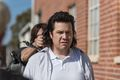 8x15 ~ Worth ~ Eugene and Daryl - the-walking-dead photo