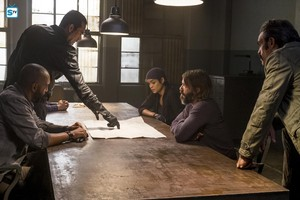 8x15 ~ Worth ~ Negan, Simon, Arat and Gary