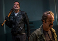 8x15 ~ Worth ~ Negan and Simon - the-walking-dead photo