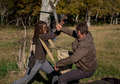 8x16 ~ Wrath ~ Michonne - the-walking-dead photo
