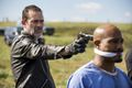 8x16 ~ Wrath ~ Negan and Gabriel - the-walking-dead photo