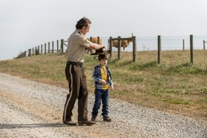 8x16 ~ Wrath ~ Rick and Carl