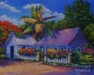 A Cottage In The Caribbeans