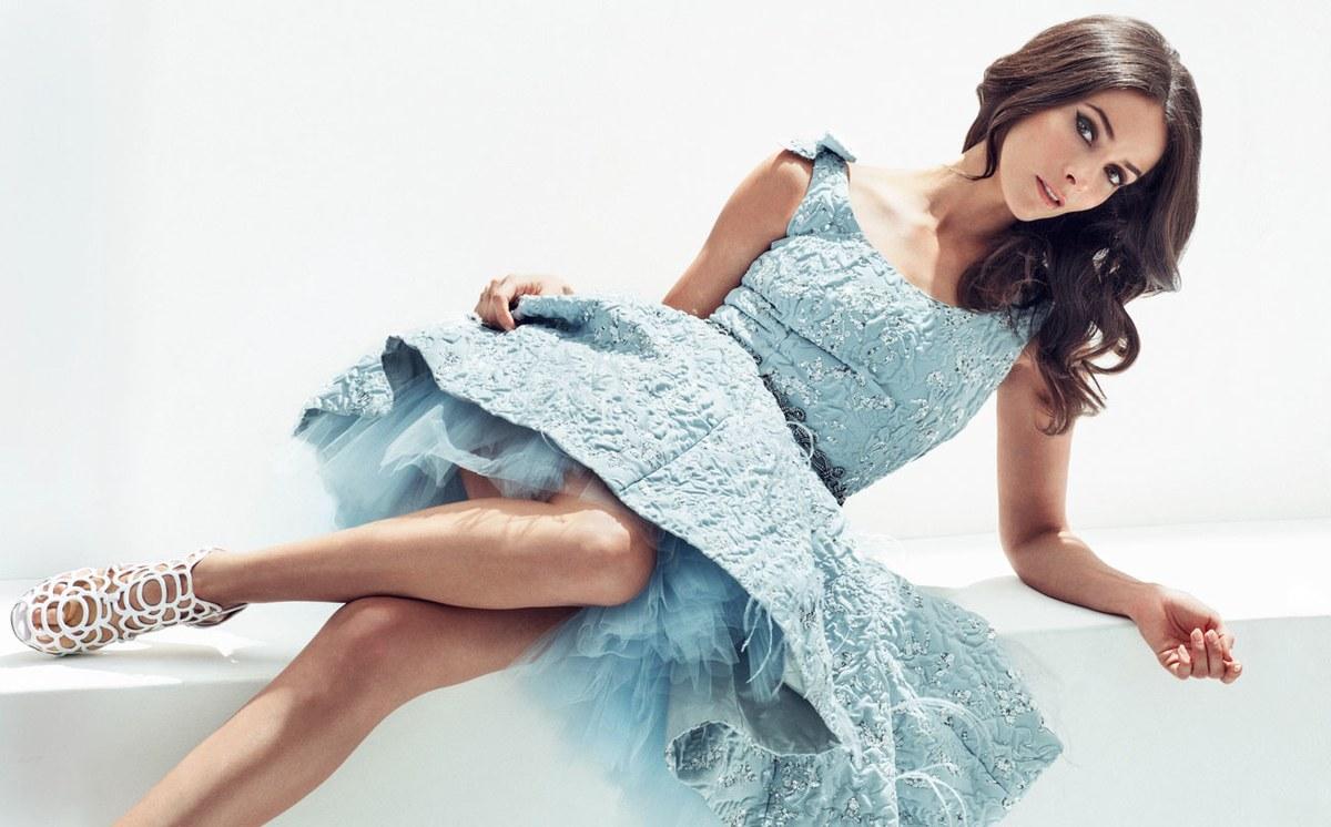 Abigail Spencer for Vanity Fair
