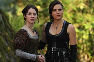 Adelaide and Lana OUAT
