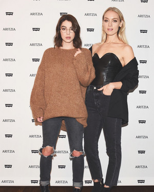 Adelaide and Rachel Skarsten
