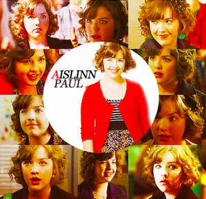 Aislinn Paul (Clare Edwards)