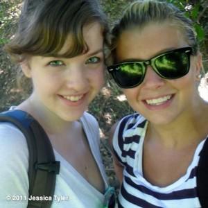 Aislinn and Jessica