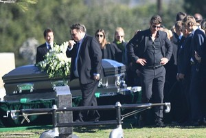 Alan Thicke funeral