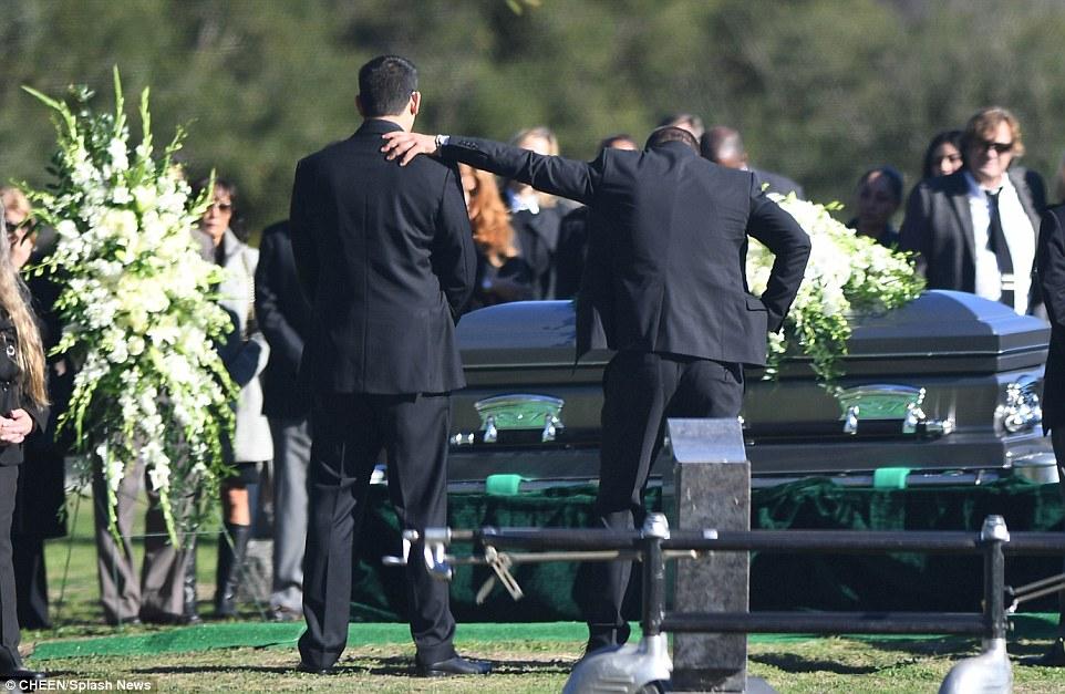 Alan colmes funeral