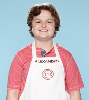 Alexander Weiss (Season One)