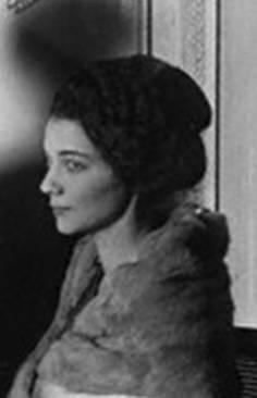 Alice de Janzé- Silverthorne (28 September 1899 – 30 September 1941