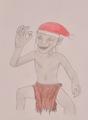 All I Want For Christmas Is My Precious - smeagol-gollum fan art