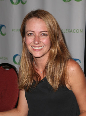 Amy Acker at ClexaCon 2018