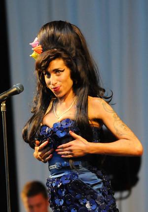 Amy Jade Winehouse (14 September 1983 – 23 July 2011)