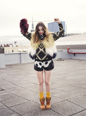 Ana ~ Babylon Magazine (2012)