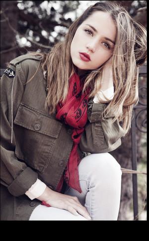 Ana ~ Vogue (2012)