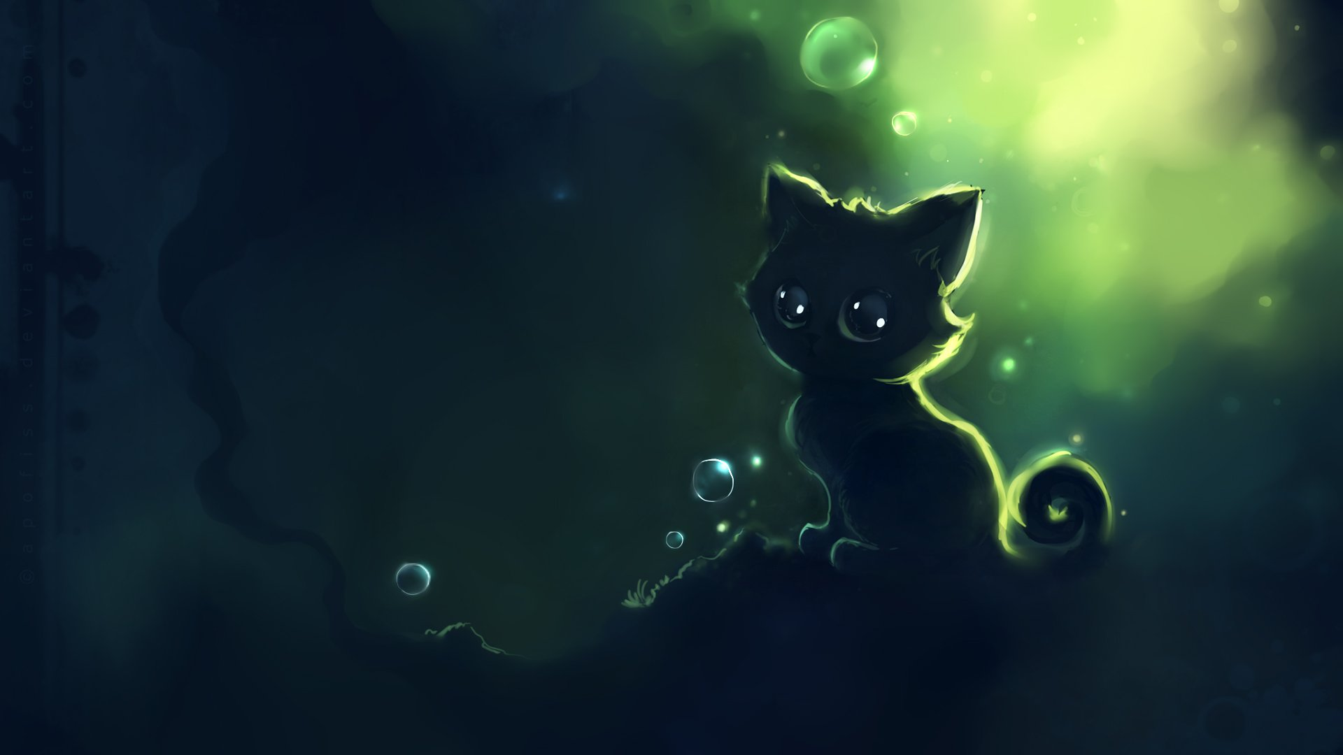 Cats Images Anime Kitty Hd Wallpaper And Background Photos 41243474
