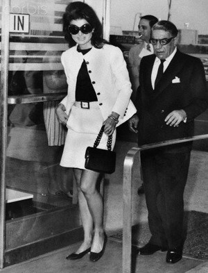 Aristotle And Jacqueline Kennedy Onassis