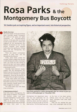 articulo Pertaining To 1955 Bus Boycott