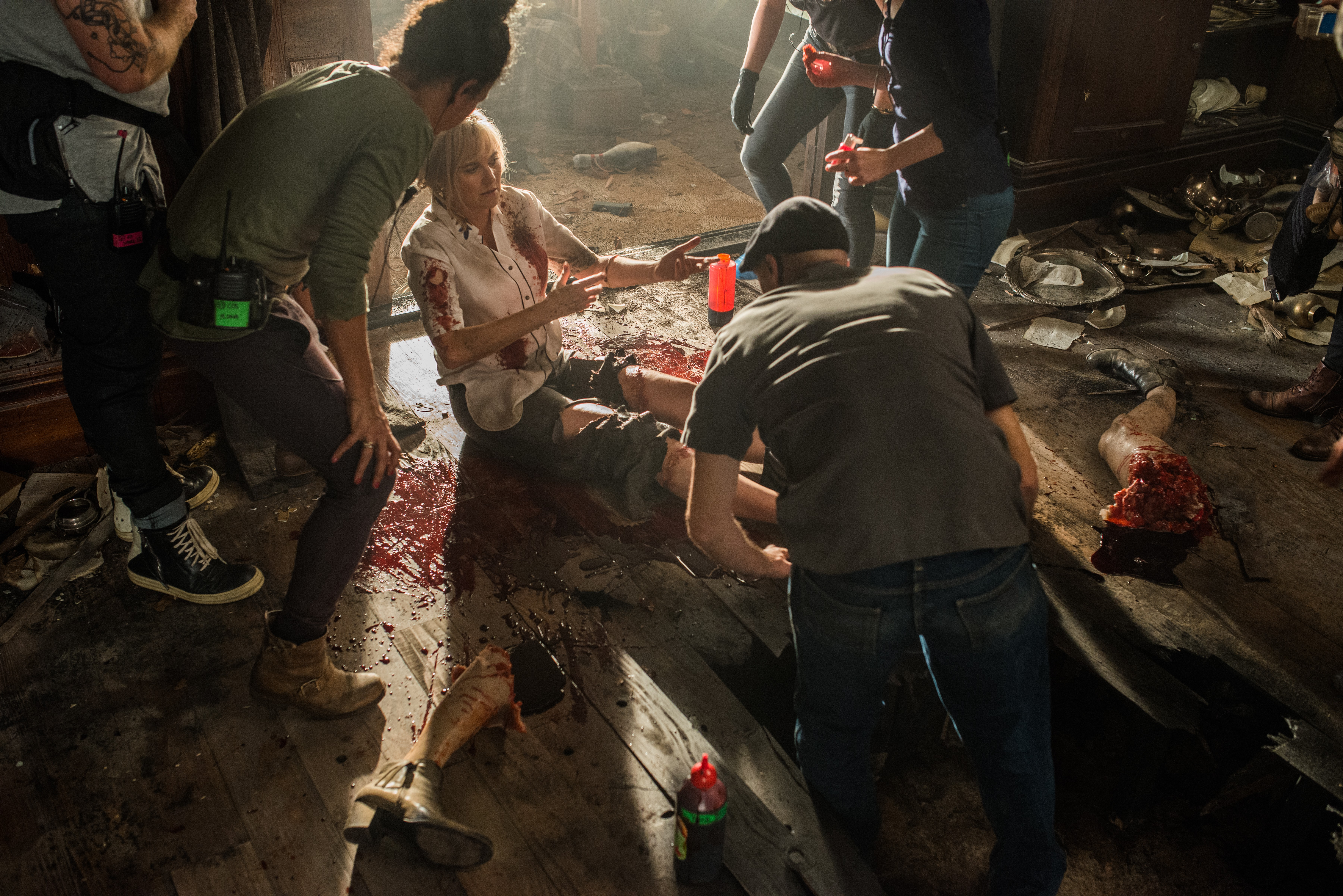 """Ash Vs Evil Dead """"Tales from the Rift"""" (3x06) promotional picture"""